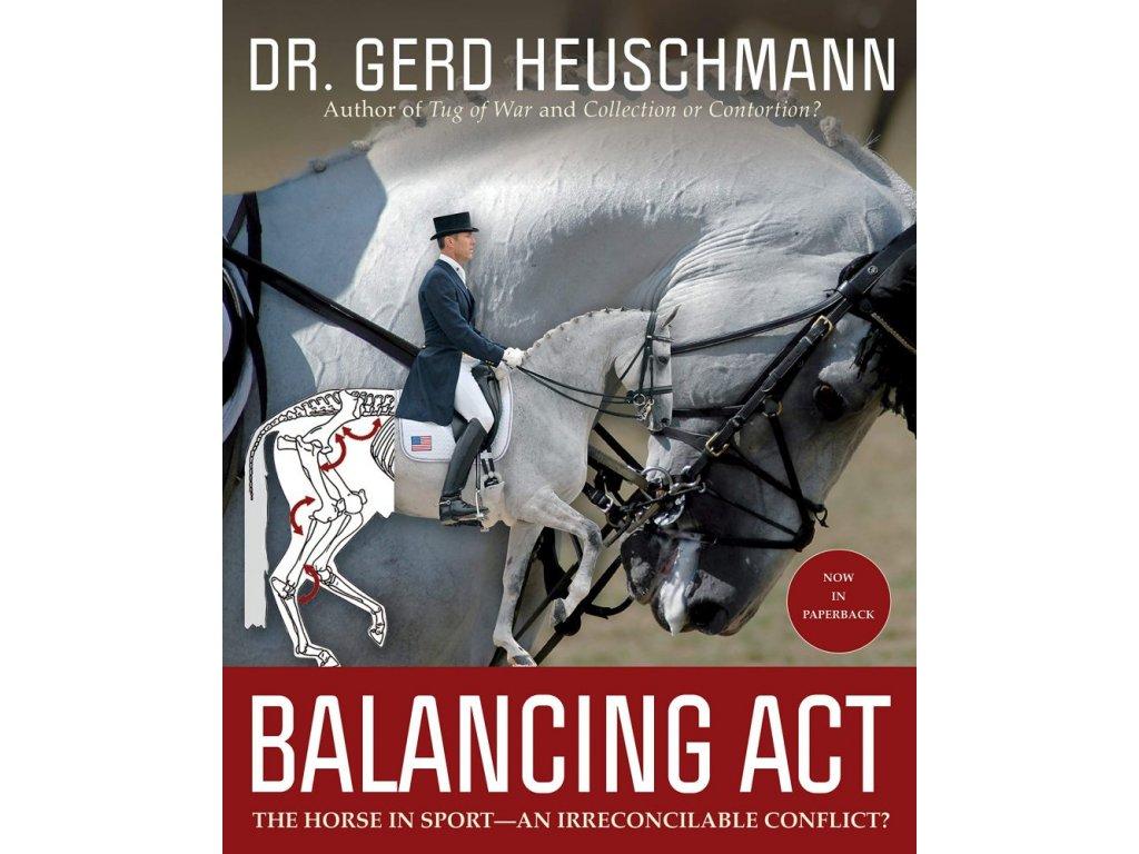 2464 balancing act the horse in sport an irreconcilable conflict gerd heuschmann