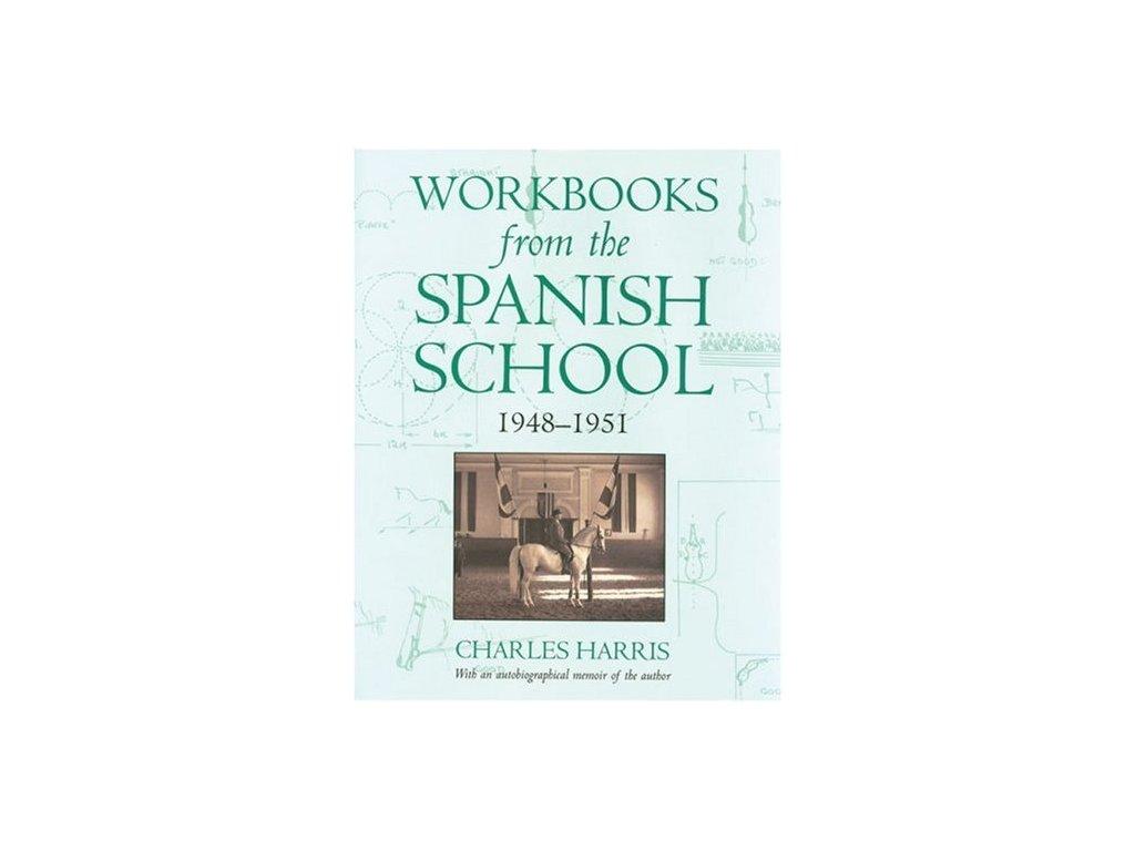 2482 workbooks from the spanish school 1948 1951 charles harris