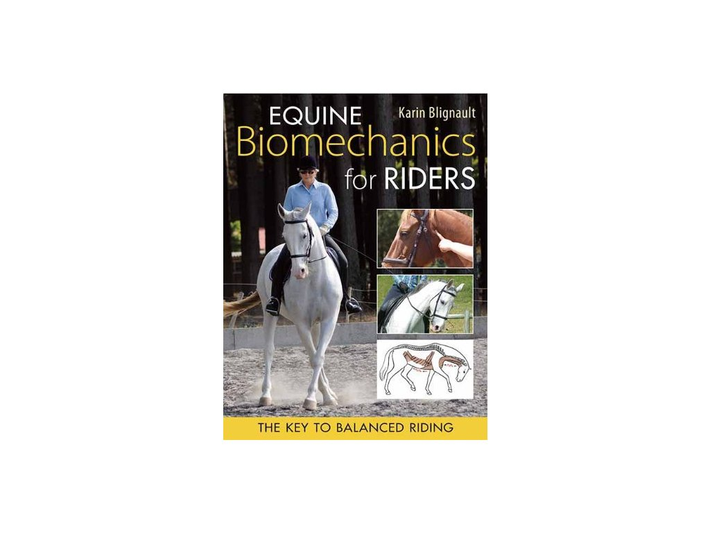 2485 equine biomechanics for riders karin blignault