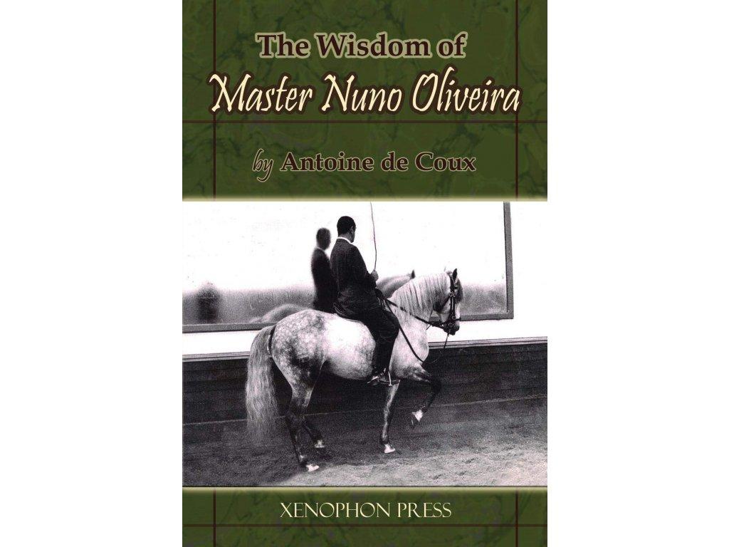 2503 the wisdom of master nuno oliveira antoine de coux