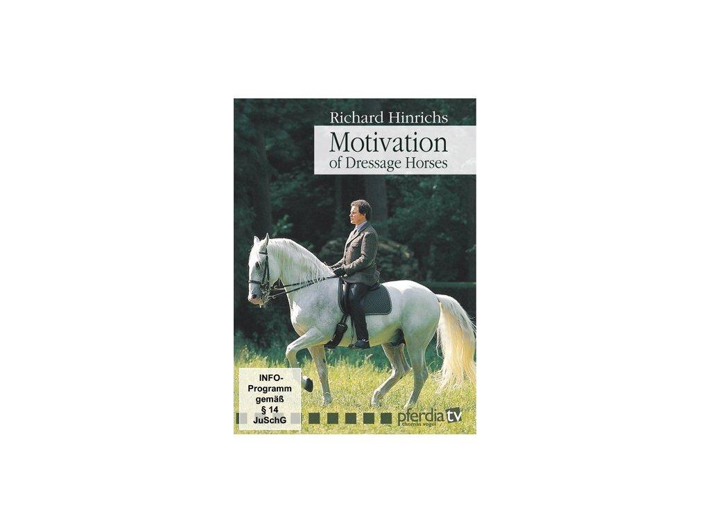 2548 richard hinrichs motivation of dressage horses