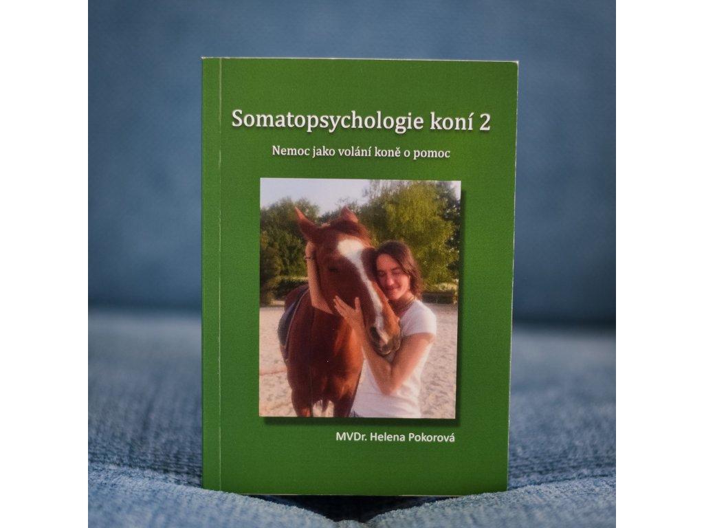 Somatopsychologie koní 2 – Helena Pokorová