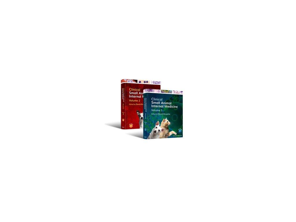 Clinical Small Animal Internal Medicine, 2 Volume Set