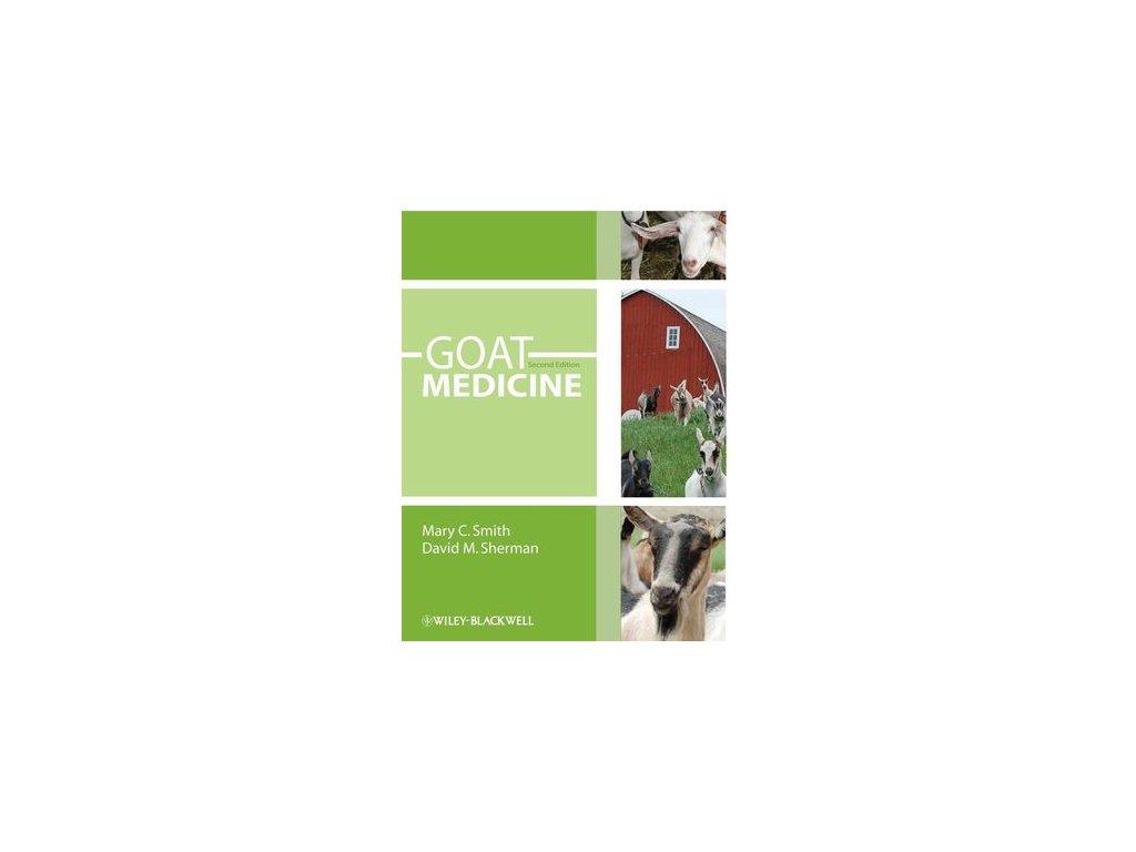 Goat Medicine, 2nd Edition