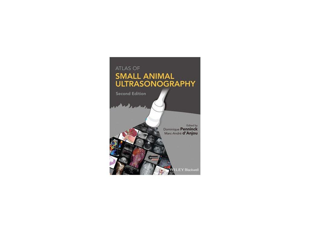 Atlas of Small Animal Ultrasonography, 2nd Edition