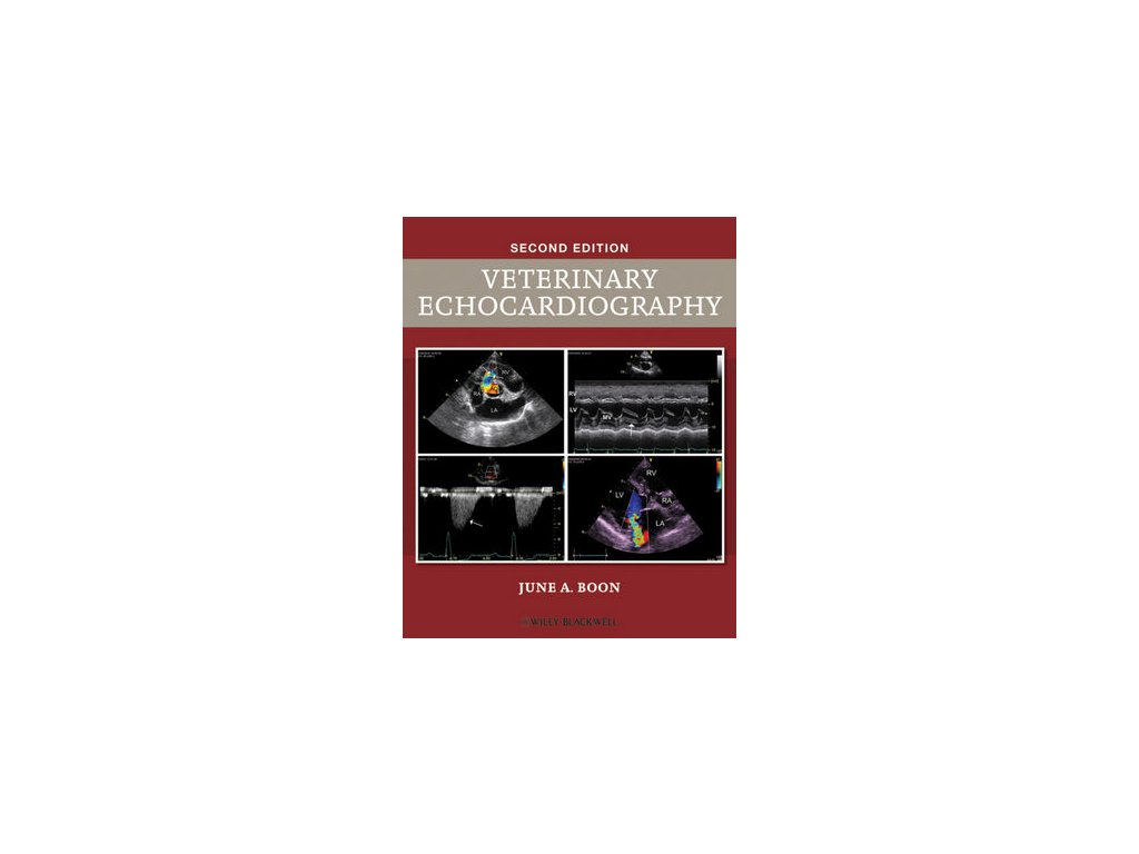 Veterinary Echocardiography, 2nd Edition