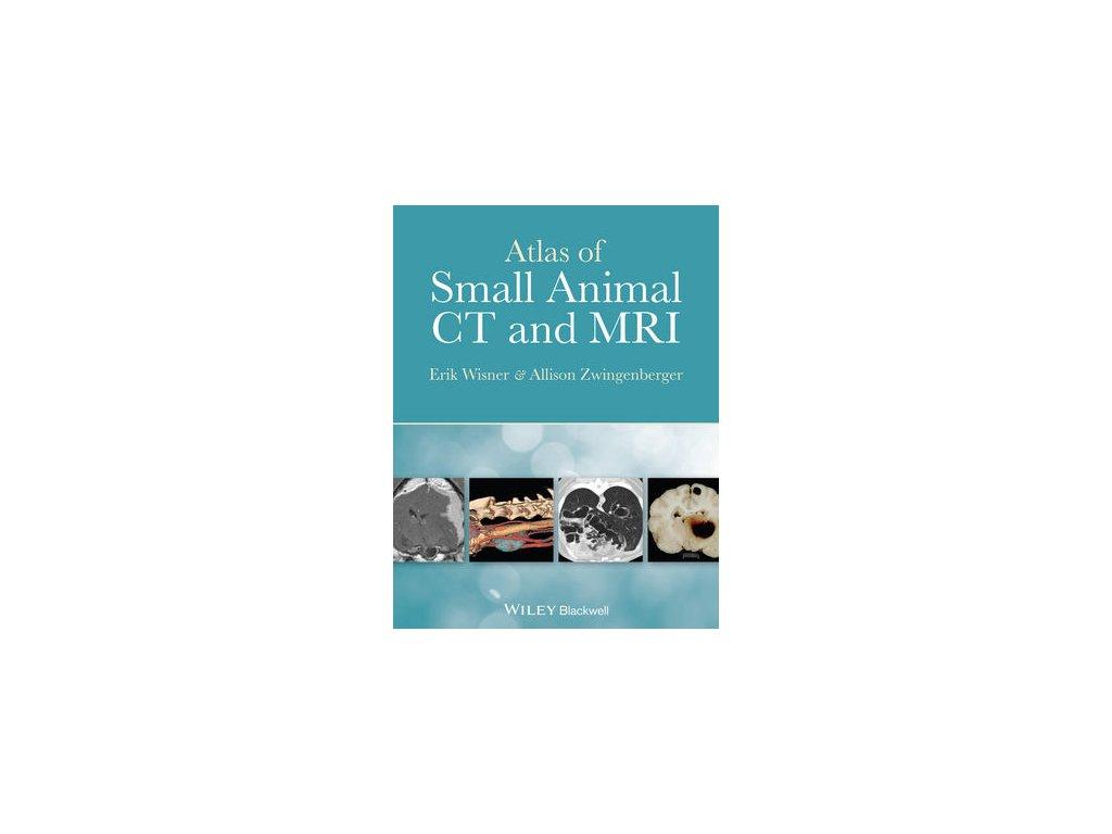 Atlas of Small Animal CT and MRI