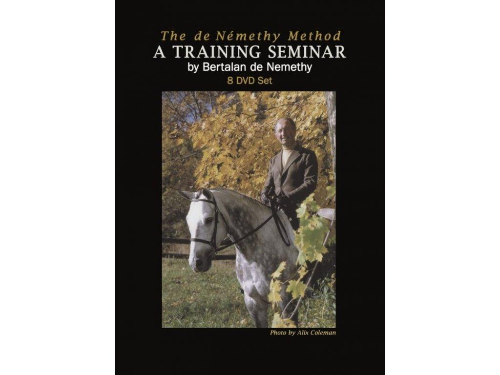 307 dvd the de nemethy method a training seminar bertalan de nemethy 8 dvd set