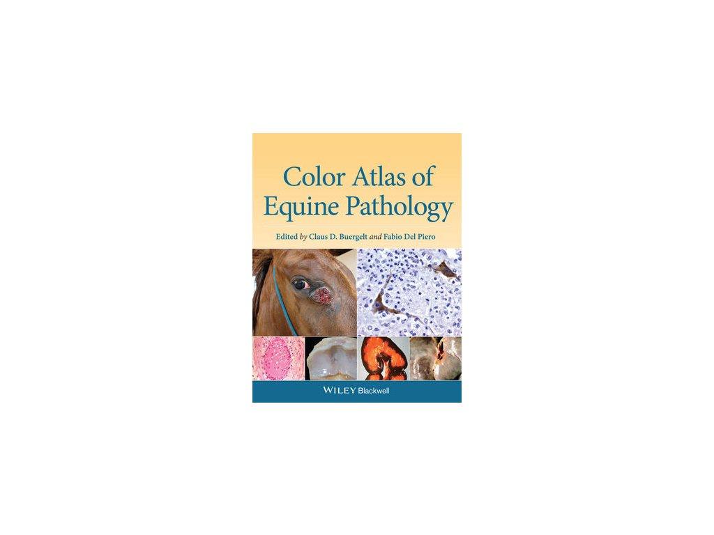 Color Atlas of Equine Pathology