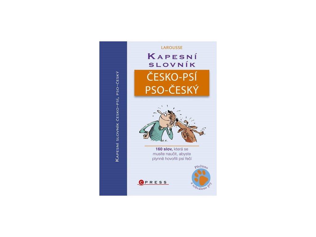 Kapesní slovník česko-psí/pso-český