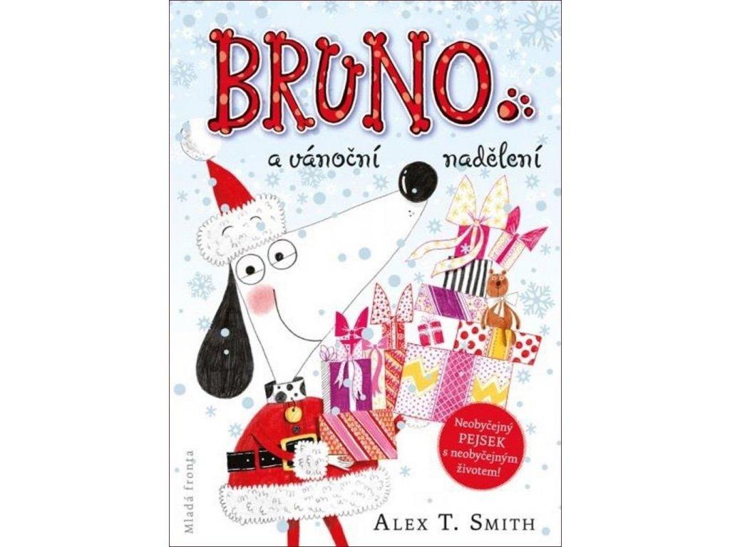 Bruno avánoční nadělení