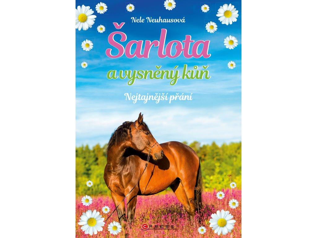 Šarlota a vysněný kůň 1: Nejtajnější přání