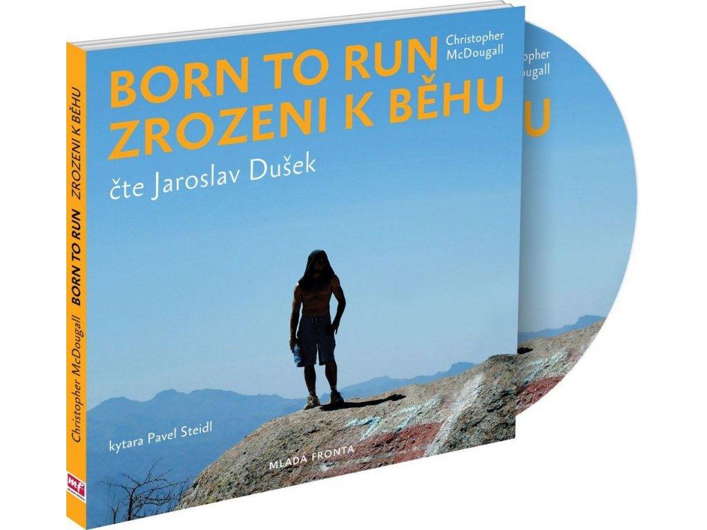 Born to Run Zrozeni k běhu (audiokniha)