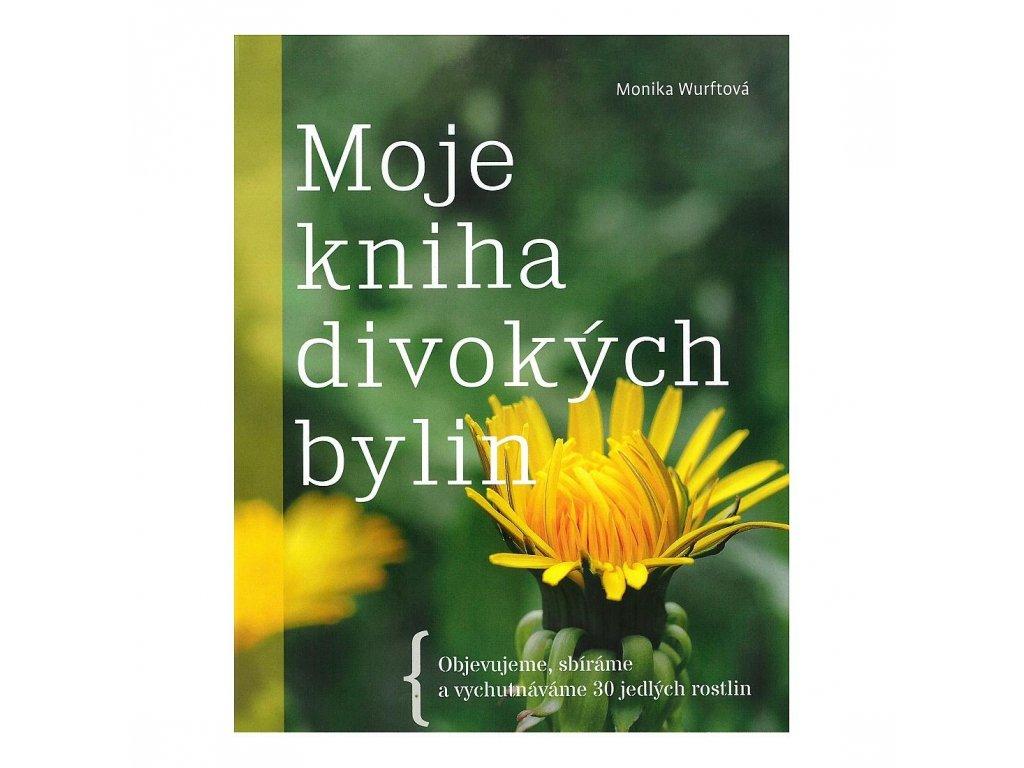 Moje kniha divokých bylin Objevujeme, sbíráme a vychutnáváme 30 jedlých rostlin