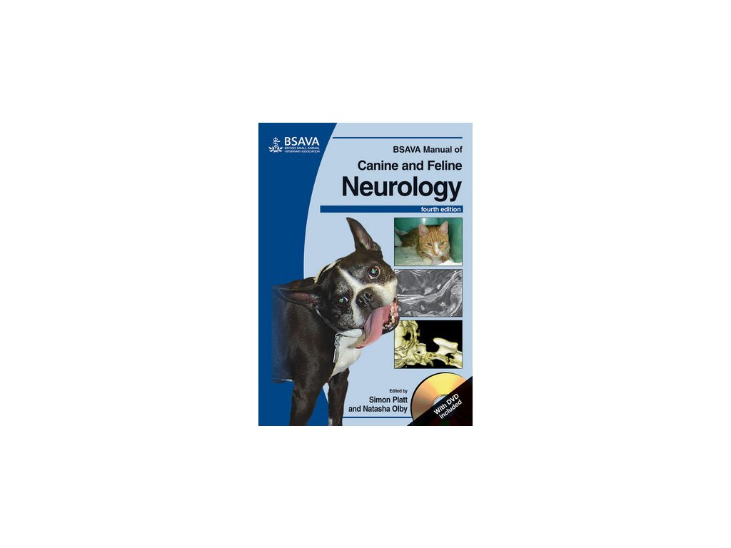 BSAVA Manual of Canine and Feline Neurology, (with DVD ROM), 4th Edition