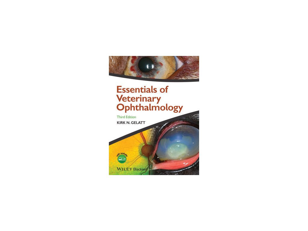 Essentials of Veterinary Ophthalmology, 3rd Edition