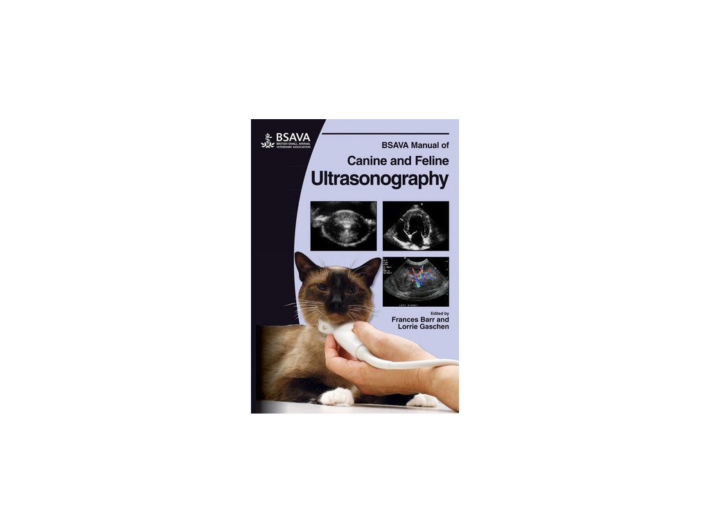 BSAVA Manual of Canine and Feline Ultrasonography