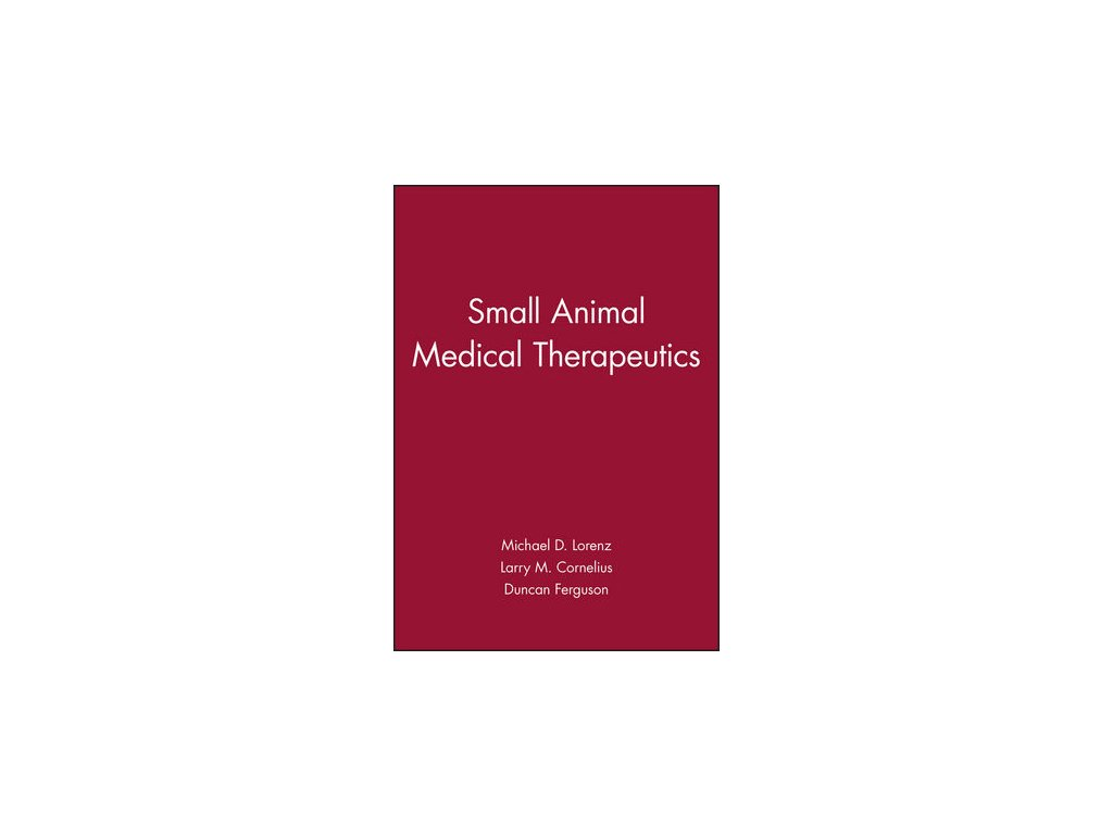 Small Animal Medical Therapeutics
