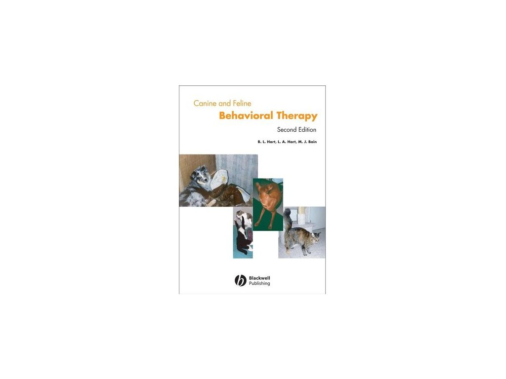 Canine and Feline Behavior Therapy, 2nd Edition