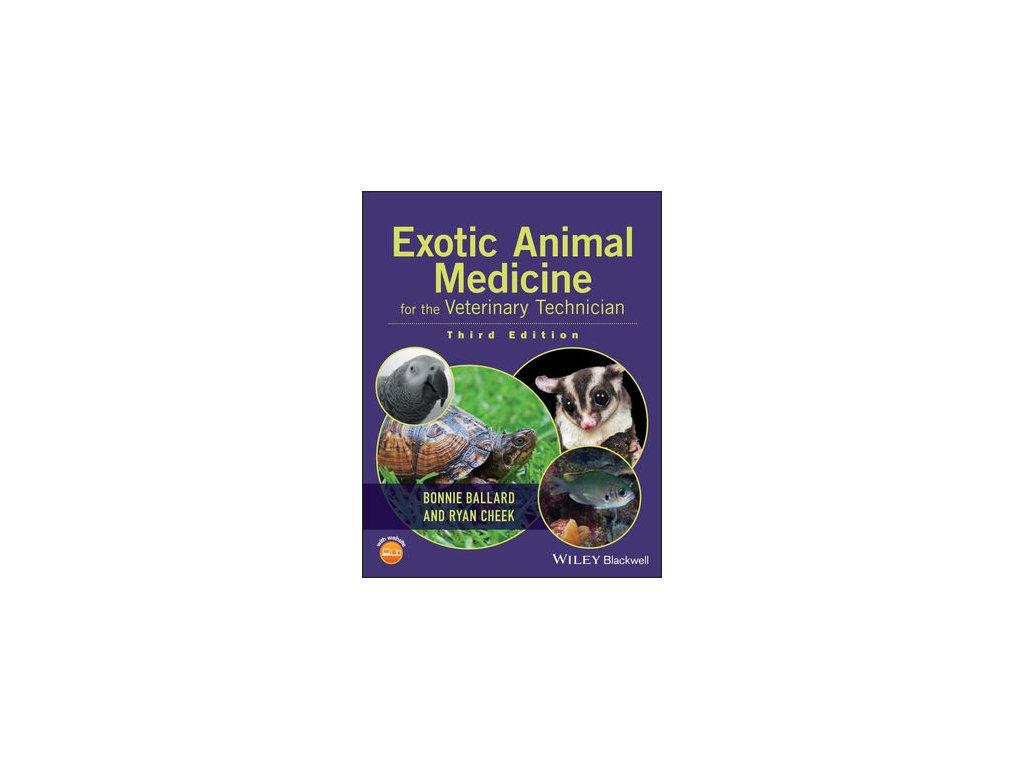 Exotic Animal Medicine for the Veterinary Technician, 3rd Edition