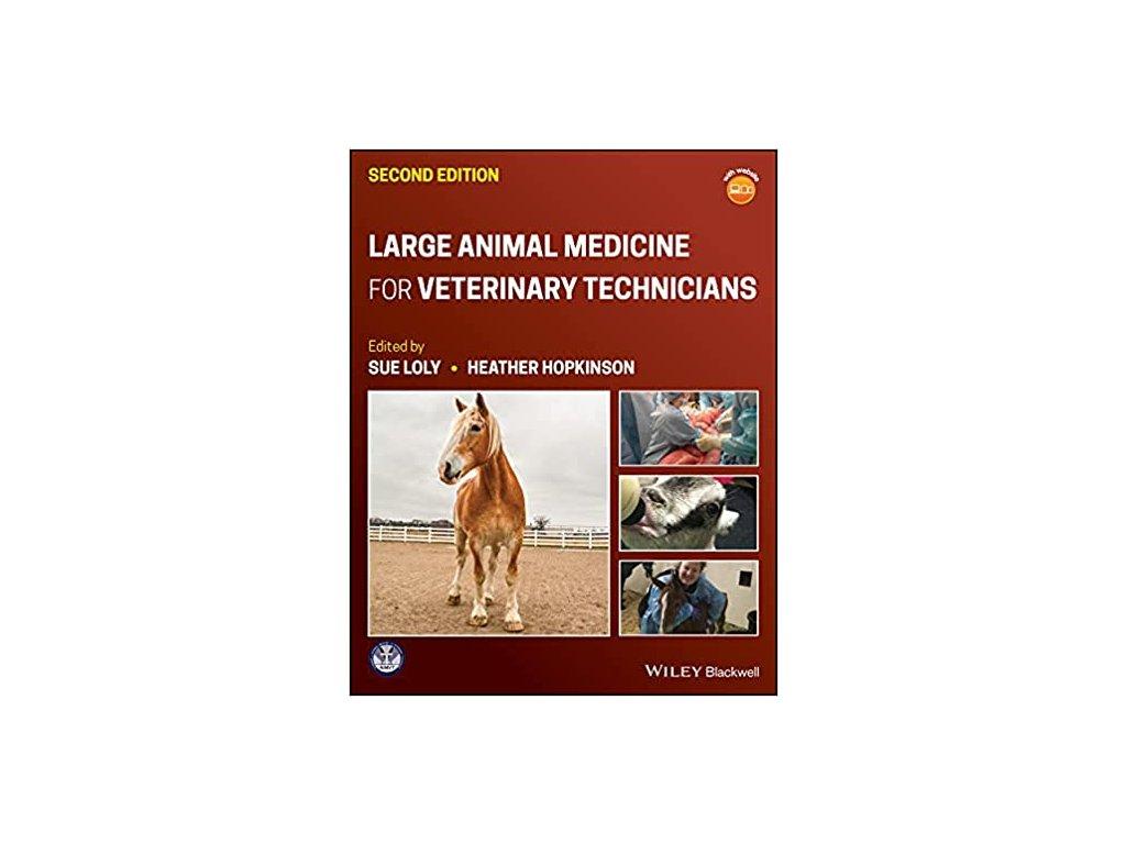 Large Animal Medicine for Veterinary Technicians