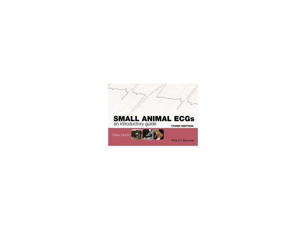 Small Animal ECGs An Introductory Guide, 3rd Edition
