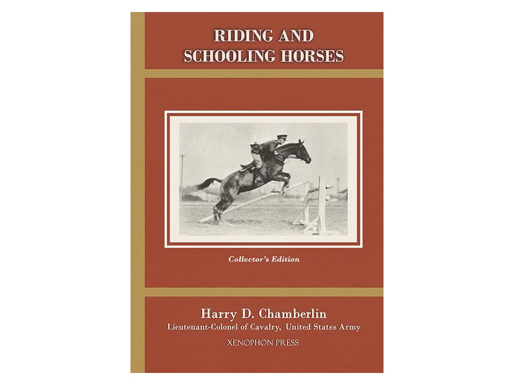 709 riding and schooling horses harry d chamberlin