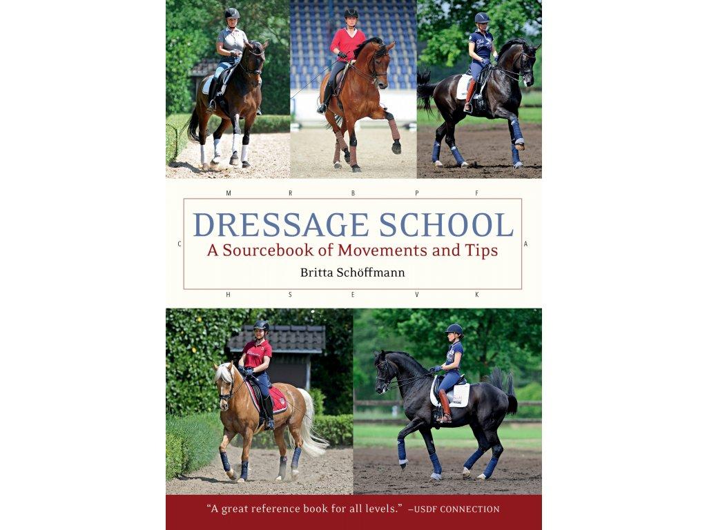 742 dressage school a sourcebook of movements and tips britta schoffmann