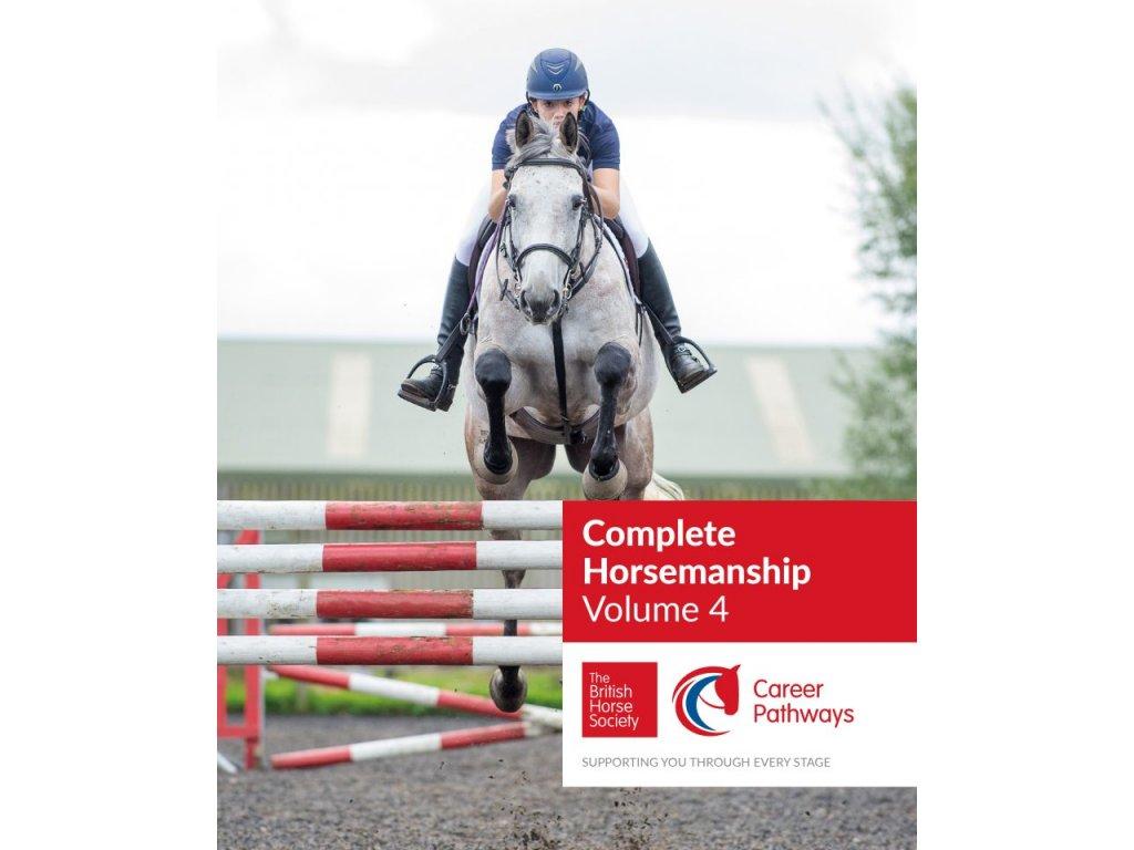 868 bhs complete horsemanship volume 4