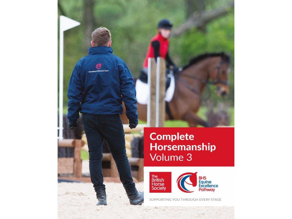 871 bhs complete horsemanship volume 3