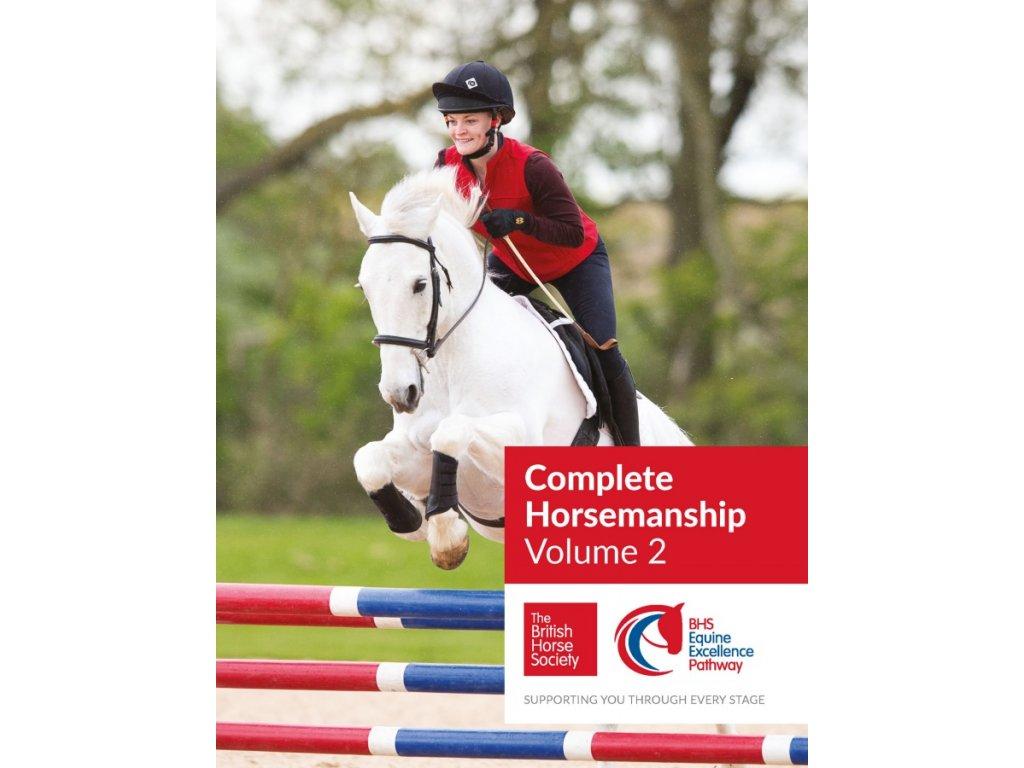 874 bhs complete horsemanship volume 2