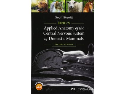 1018 king s applied anatomy of the central nervous system of domestic mammals geoff skerritt