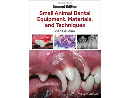 1171 small animal dental equipment materials and techniques jan bellows