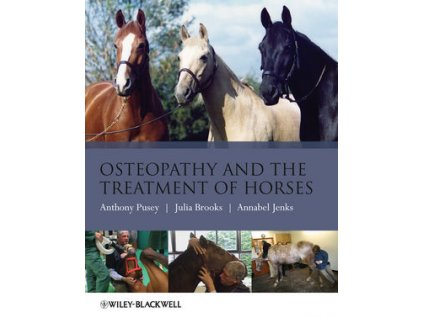 1564 osteopathy and the treatment of horses anthony pusey julia brooks annabel jenks