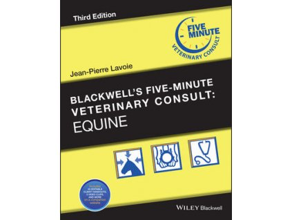 1585 blackwell s five minute veterinary consult equine 3rd edition jean pierre lavoie