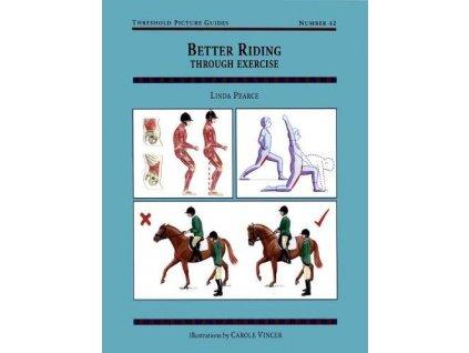 211 better riding through exercise linda pearce