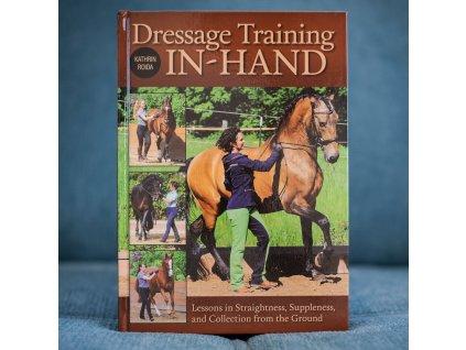 dressage training in hand kathrin roida