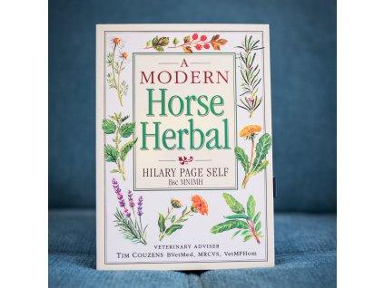 A Modern Horse Herbal – Hilary Page Self