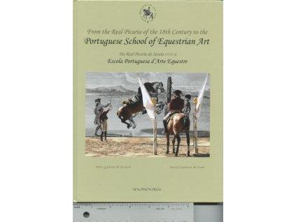 2386 portuguese school of equestrian art dual language english portuguese de oliveira and da costa