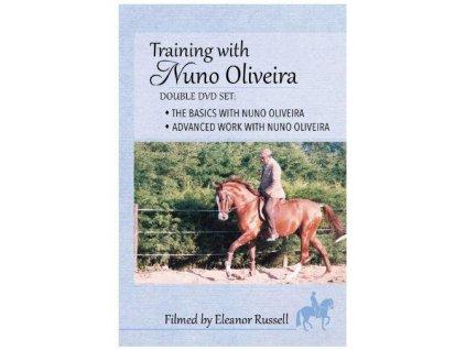 2389 training with nuno oliveira the basics and advanced work 2 dvd set