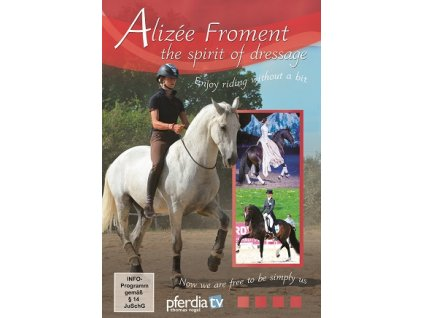2551 alizee froment the spirit of dressage