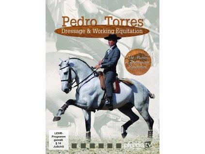2554 pedro torres dressage working equitation