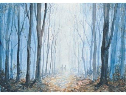 Obr. 15 – Projížďka lesem A3 (Rozměr A3)