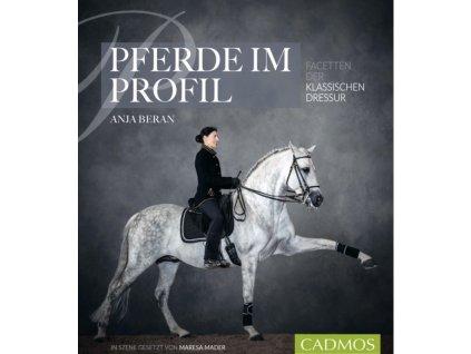 Pferde im Profil