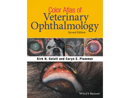 Color Atlas of Veterinary Ophthalmology, 2nd Edition