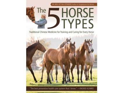 319 the 5 horse types traditional chinese medicine for training and caring for every horse dr ina gosmeier
