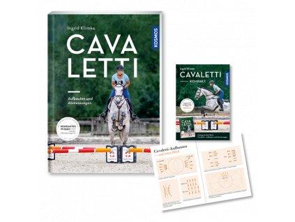 Cavaletti Aufbauten und Abmessungen plus exklusives Trainings Booklet