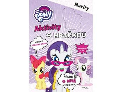 My Little Pony Aktivity s hračkou - Rarity