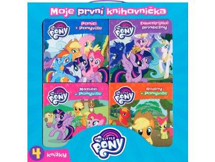 My Little Pony - Moje první knihovnička