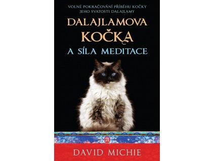 Dalajlamova kočka a síla meditace s odkazem na audionahrávku